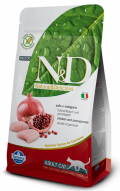 Farmina Natural & Delicious Grain Free Adult Cat Chicken & Pomegranate