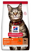 Hill`s Science Plan Feline Adult Lamb