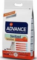 Advance Cat Sterilized Salmon Sensitive