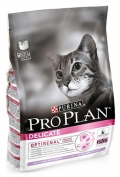 Pro Plan Cat Delicate Turkey & Rice
