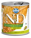 Farmina N&D Dog Adult Ancestral Grain Boar & Apple - 285g