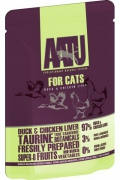 Aatu for Cats Duck & Chicken Liver - 85g