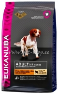 Eukanuba Adult Small & Medium Breed Rich in Lamb & Rice