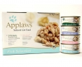 Applaws Natural Cat Food Fish Collection -  12*70g