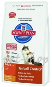 Hill`s Science Plan Feline Adult Hairball Control Chicken