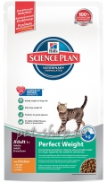 Hill`s Science Plan Feline Adult Perfect Weight
