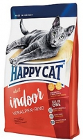 Happy Cat Adult Indoor Voralpen-Rind (Bavarian Beef) - 4kg