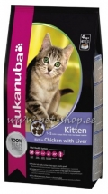 Eukanuba Kitten Chicken & Liver