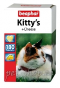 Beaphar Kitty`s Cheese Heart 180