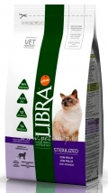 Libra Cat Sterilised - 1,5 kg