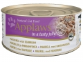Applaws Natural Cat Food Mackerel with Seabream in a tasty jelly - 70g