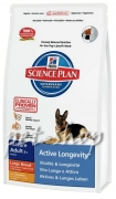 Hills Science Plan Canine Mature Adult 5+ Active Longevity Large Breed Chicken - 12 kg