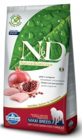 Farmina N&D Chicken & Pomegranate Adult Maxi - 12kg