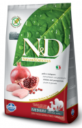 Farmina N&D Chicken & Pomegranate Adult Medium