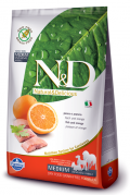 Farmina N&D Fish & Orange Adult Maxi - 12kg