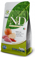 Farmina Natural & Delicious Grain Free Adult Cat Boar & Apple