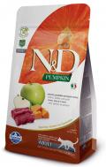 Farmina Natural & Delicious Grain Free Adult Cat Venison & Pumpkin