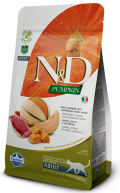 Farmina Natural & Delicious Grain Free Adult Cat Duck, Pumpkin & Melon