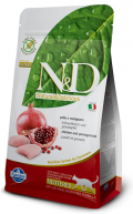 Farmina Natural & Delicious Grain Free Adult Cat Neutered Chicken & Pomegranate