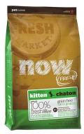 NOW Fresh for Cats Kitten - 1.81kg
