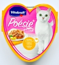 Vitakraft Poesie Turkey & Cheese Sauce
