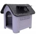 Пластмассовая будка для собак Polly
