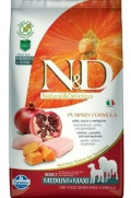 Farmina N&D Dog PUMPKIN Pomegranate & Chicken Medium/Maxi