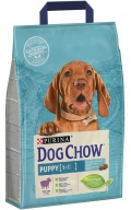 Dog Chow Puppy Lamb & Rice - 2.5kg