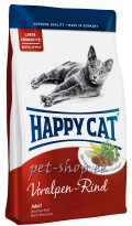 Happy Cat Adult Voralpen-Rind - 10kg