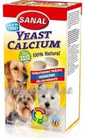 Sanal Yeast-Calcium