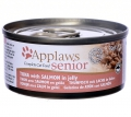 Applaws Cat Senior Tuna with Salmon in Jelly - 70g