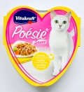 Vitakraft Poesie Chicken &  Garden Vegetables
