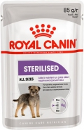 Royal Canin Dog Sterilised Loaf - 85g*12tk