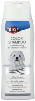 Trixie Color Shampoo White