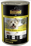 Belcando Best Quality Turkey & Rice