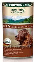 Bewi Dog Venison - 1200g