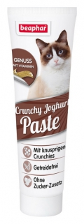 Beaphar Crunchy Yoghurt Paste for Cats - 100g