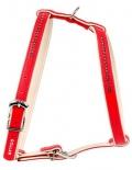 Collar Brilliance traksid väikestele koertele 40 cm/45-54 cm, punane
