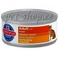 Hill`s Science Plan Adult Chicken - 24tk