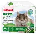 Beaphar VETO Pure Spot-on täpilahus välisparasiitide vastased peletustilgad kassidele