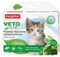 Beaphar Veto pure Капли от блох для котят (3 пипетки по 0,4 мл)