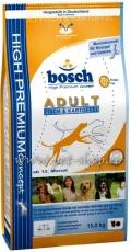 Bosch Adult  Fish & Kartoffel - 15 kg