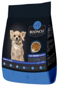 Buoncu Toy Breed Lamb & Rice - 1.5kg