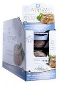 Applaws Cat Tuna & Anchovy in Jelly 12*70g