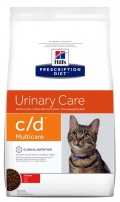 Hill's Feline Prescription Diet c/d Multicare Urinary Care Chicken