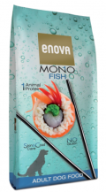 Enova Dog Mono Fish - 12kg