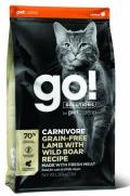 Go! for Cats Carnivore Grain-Free Lamb with Wild Boar Recipe - 3,7kg