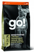 Go! Sensitivities Limited Ingredient Grain-Free Duck Recipe - 10kg