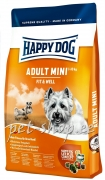 Happy Dog Supreme Fit & Well Adult Mini - 4kg