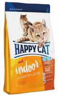 Happy Cat Adult Indoor Atlantik-Lachs - 4kg